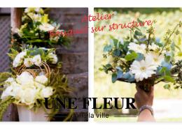 Bouquet sur structure-Flyer