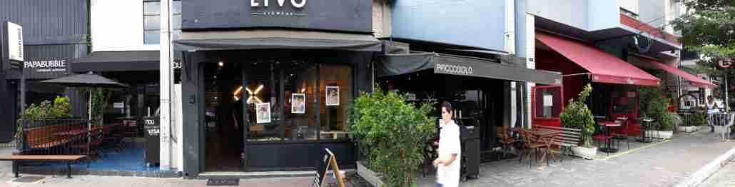 Restaurants de Pinheiros
