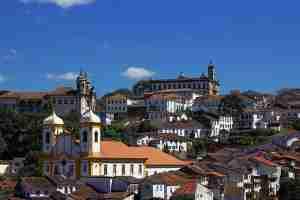 Cycle de 4 conférences - Le baroque brésilien : architecture, sculpture et peinture - 31/10