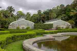 Visite au Jardin botanique de São Paulo - 12/12