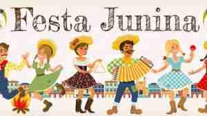 Zoom de Josée Varlet - Festa Junina Mercredi 9 juin 2021 à 9H00