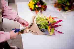 Design Floral chez Une Fleur par Sylvia - pour les ADULTES - Un atelier par semaine du 27 Octobre au 01 Décembre - 10h